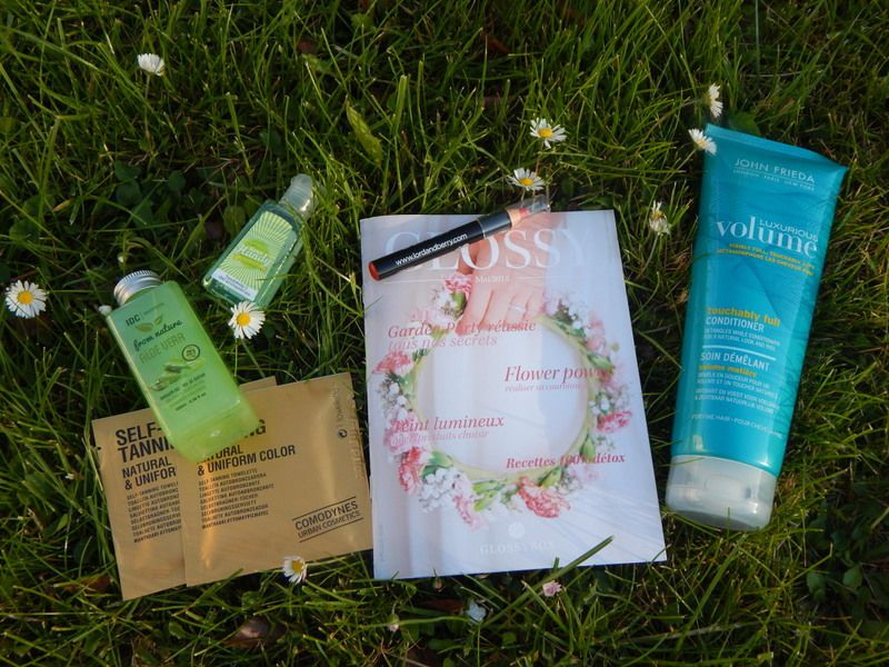 [ Glossybox ] Garden Party