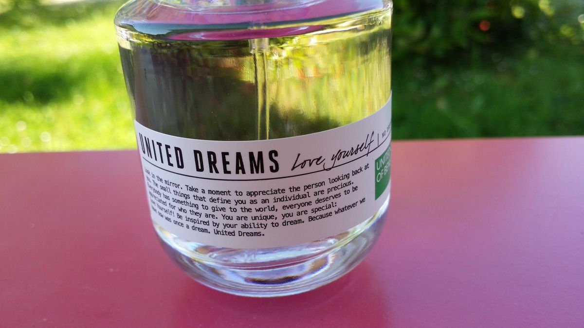 [ Benetton ] United Dreams en exclusivité chez Nocibé !
