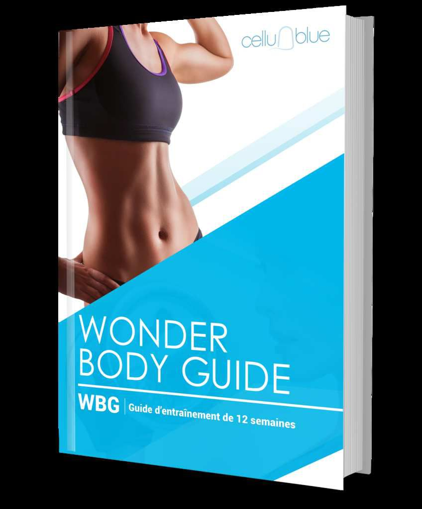 [ Cellublue ] Au top de la forme avec le Wonder Body Guide !