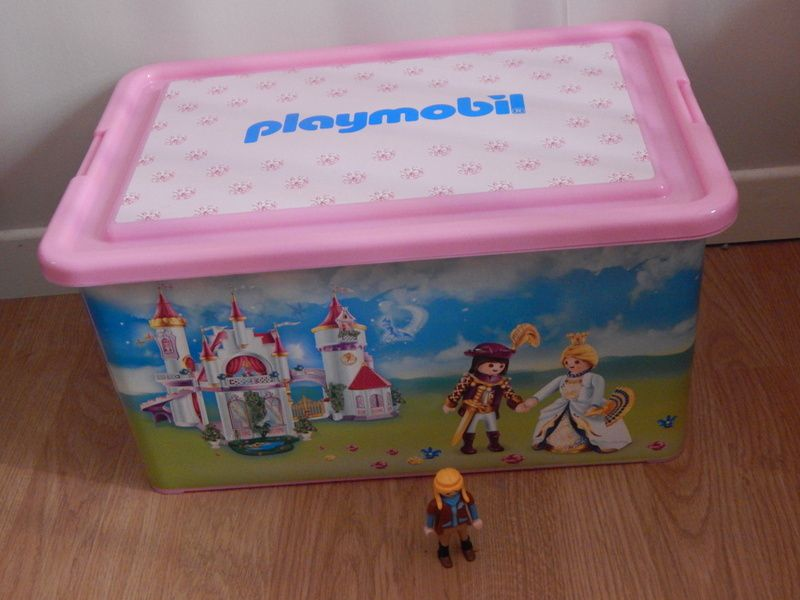 my note deco playmobil et rangement le petit monde d 39 elvira. Black Bedroom Furniture Sets. Home Design Ideas