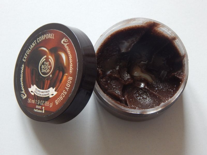 [ The Body Shop ] Exfoliant corporelle Chocomania