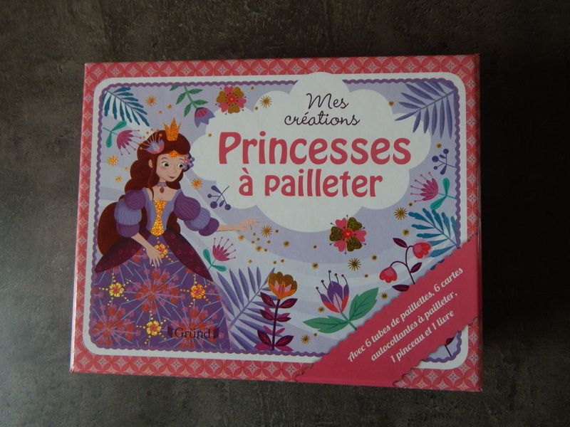 [ Gründ ] Princesses à pailleter