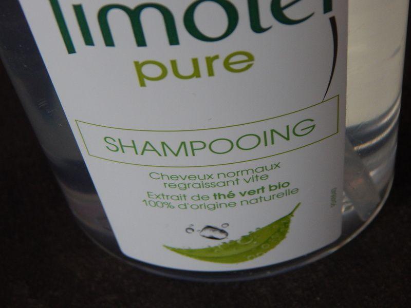 [ Timotei ] Shampooing Pure