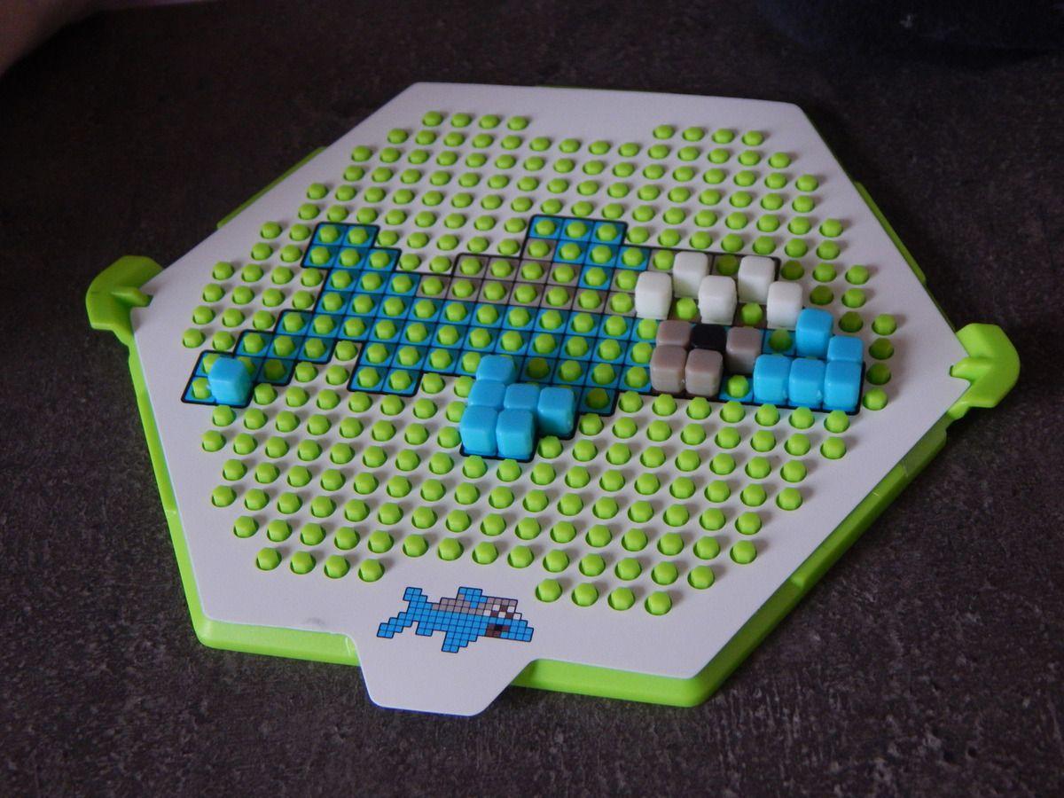[ Qixels ] Les cubes qui se fixent à l'eau !
