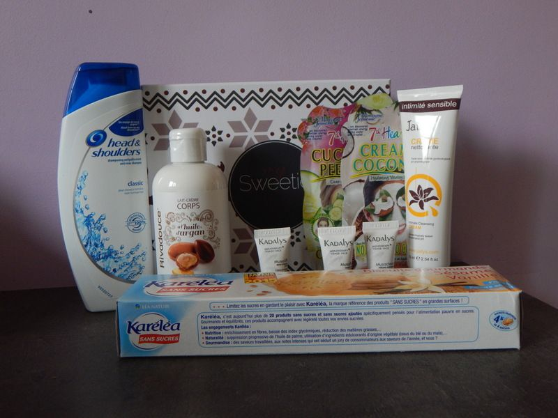[ My Sweetie Box ] Canap' Party