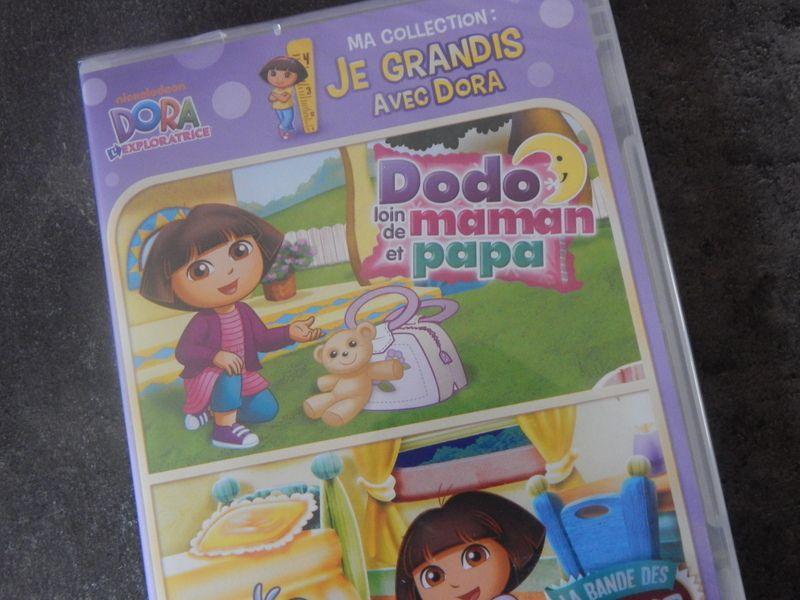 [ Sortie DVD ] Dora l'exploratrice est de retour ! ( concours )