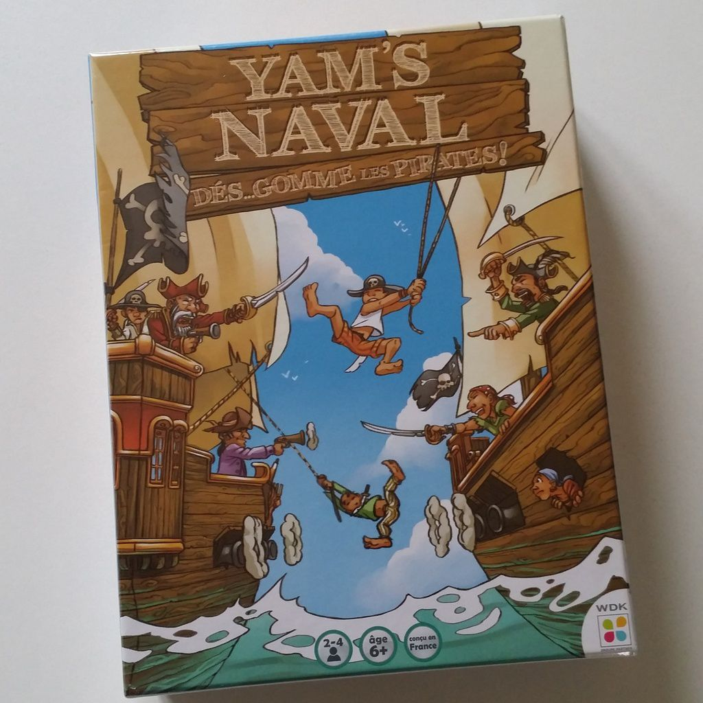 A l'abordage avec Yam's Naval ! ( concours )