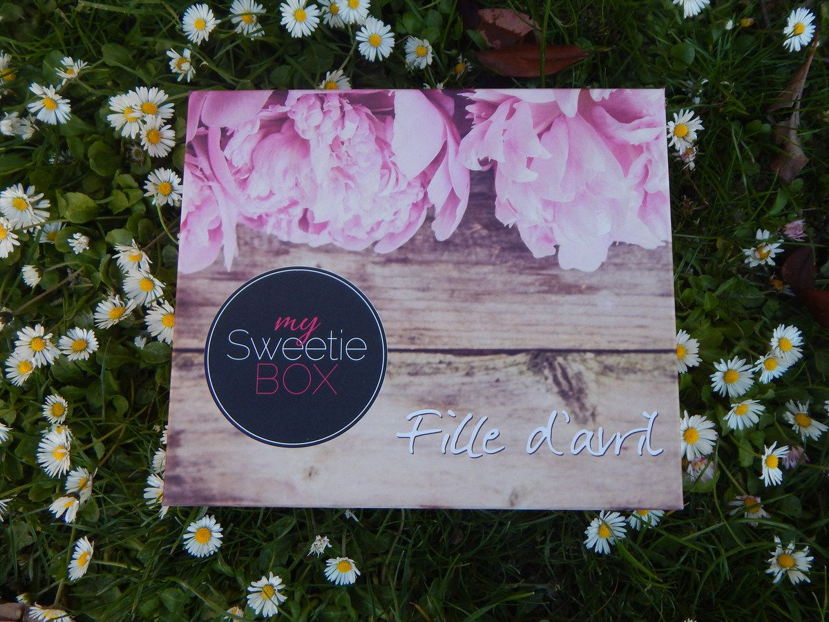 [ My Sweetie Box ] Fille d'Avril