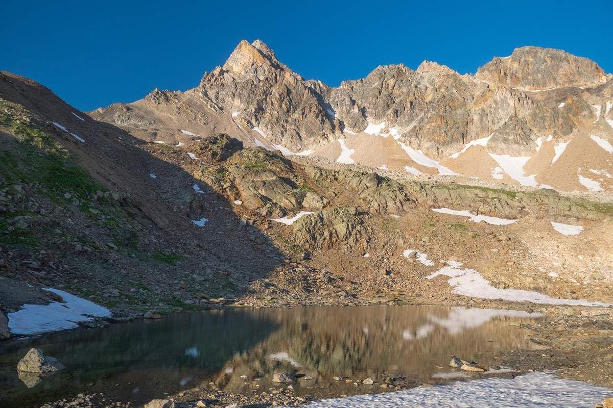 Le lac Source