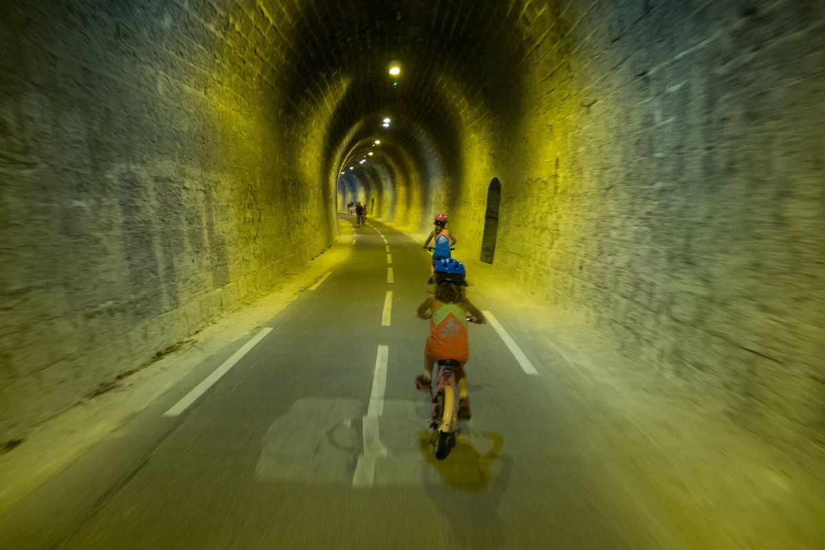 Tunnel de Duingt