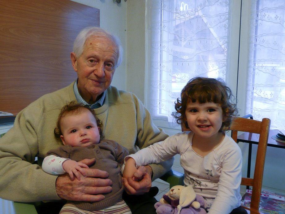 2010 : Avec Emie et Stella