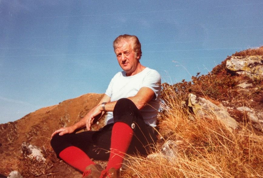 1983 : Dory au Grand Charnier d'Allevard