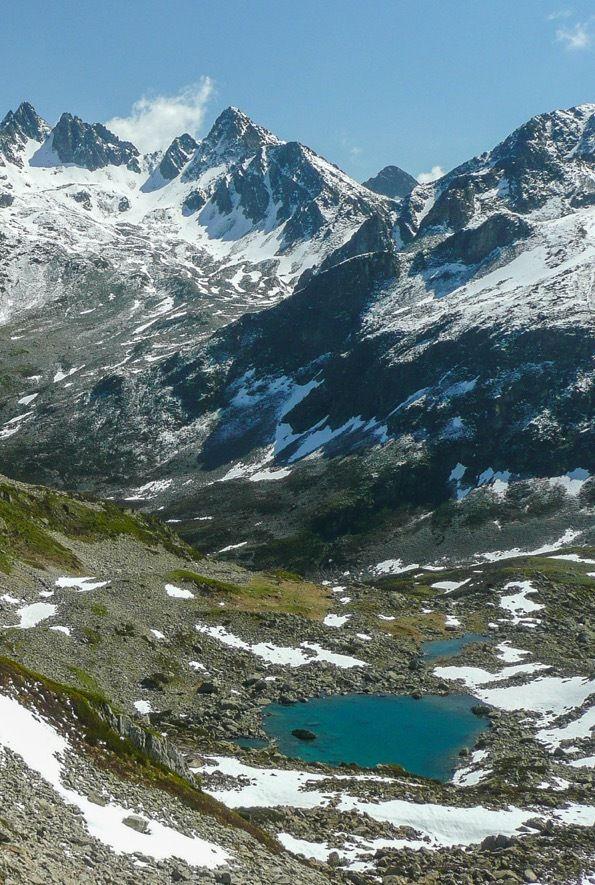 Lacs Morétan (supérieur et inférieur). Splendides et confidentiels.
