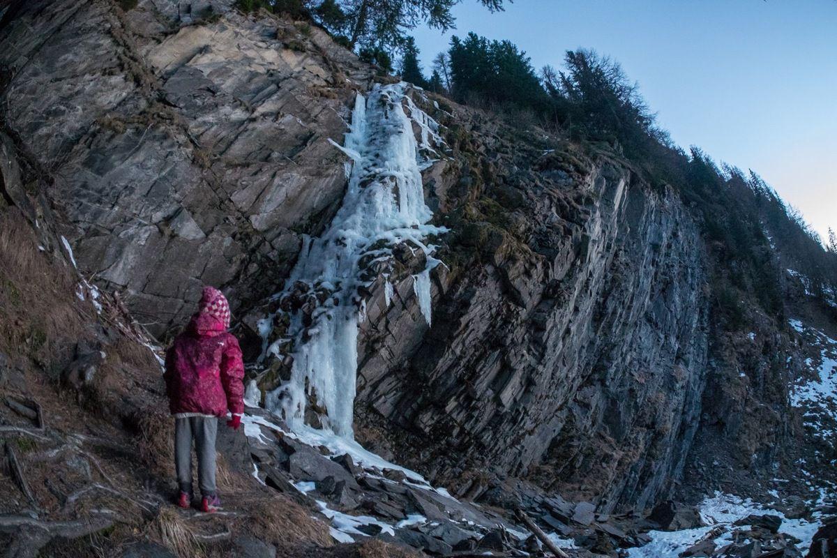 Un peu de glace quand même plein nord