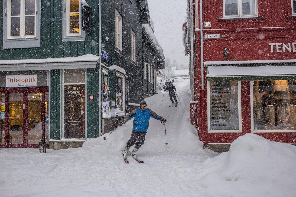 Norvège : magnifique avec Eric, JC et JL