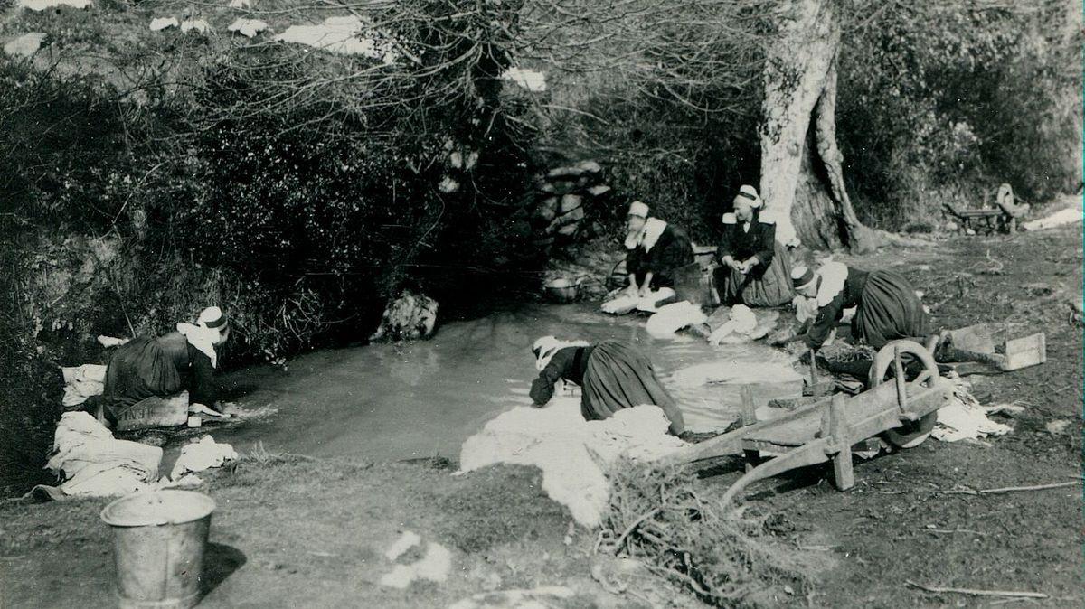 Victor Girard photographe à Nantes en 1900