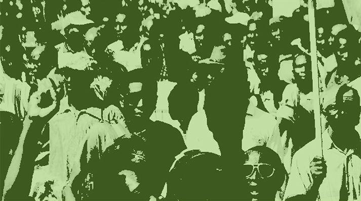 De l'Histoire déniée au déni de justice : Histoire coloniale, racisme anti-noir, luttes panafricaines d'hier et d'aujourd'hui.