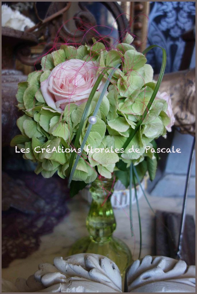 Cr ation florale faire soi m me r cr ation florale blog d 39 art floral blog mariage - Composition florale a faire soi meme ...
