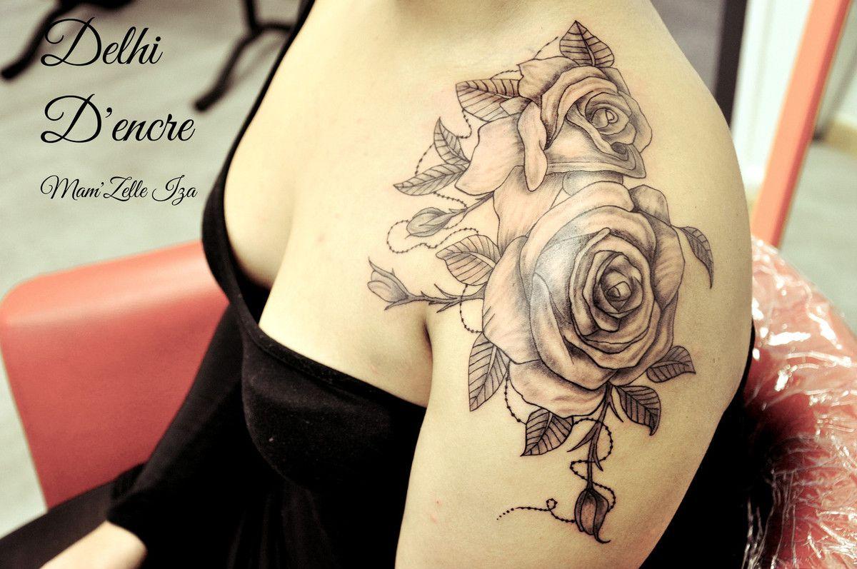 Tatouage Roses