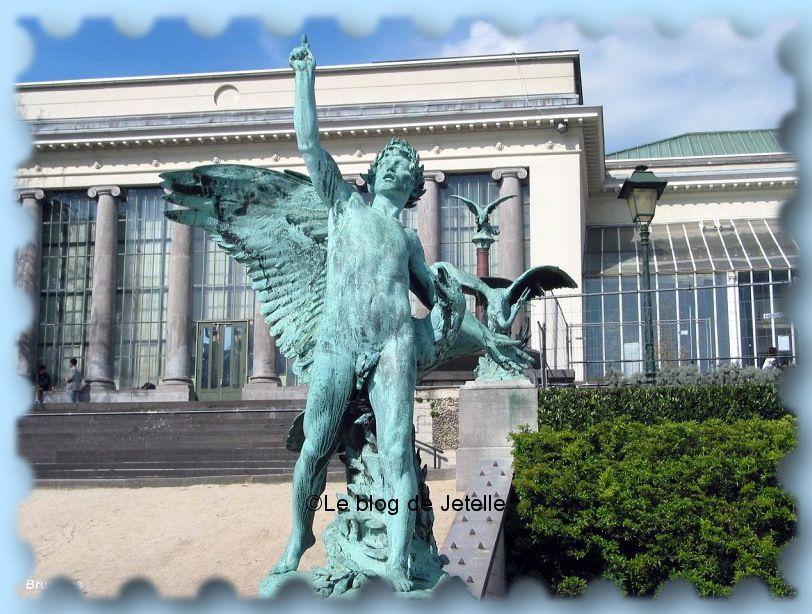 Balade à  #Bruxelles (B)-2