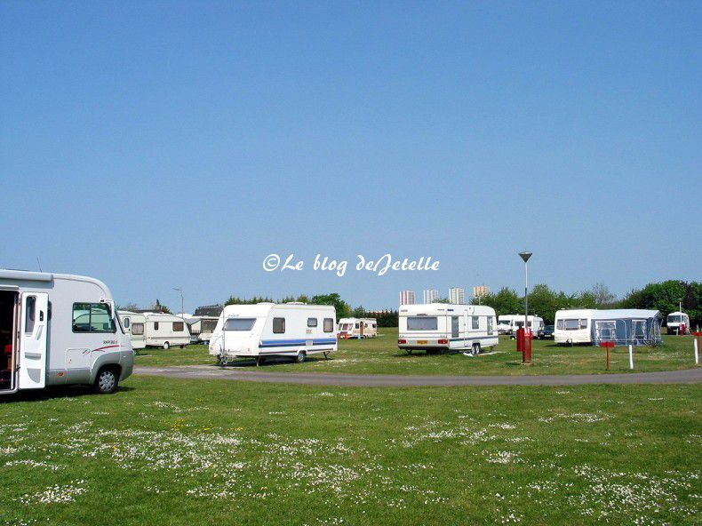 #Camping:Lee Valley-Londres (GB)