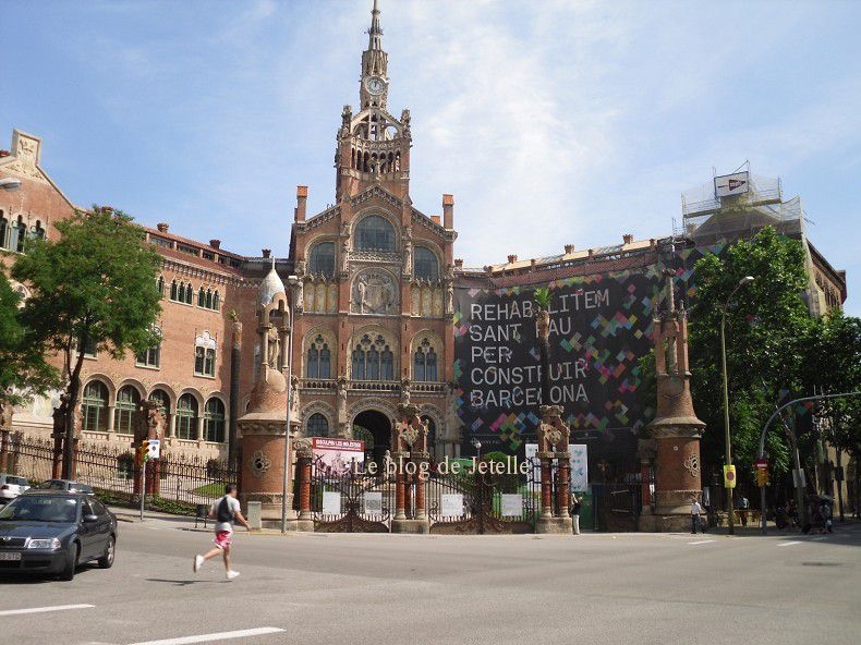 Barcelone en tous sens-1 (Esp)