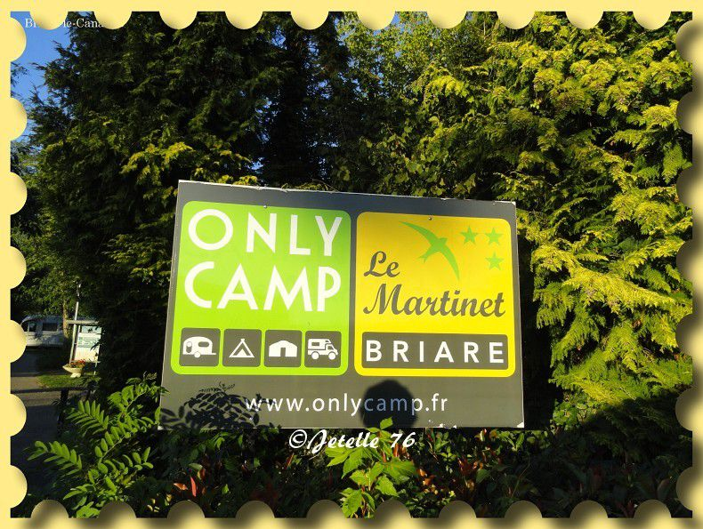 Camping:Briare-le-Canal (45)