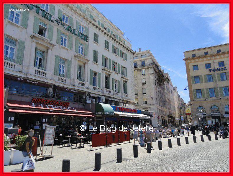 Marseille comme j'aime !