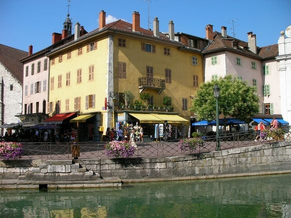 Aire: #Annecy (74)