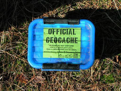 #Geocaching en camping-car.