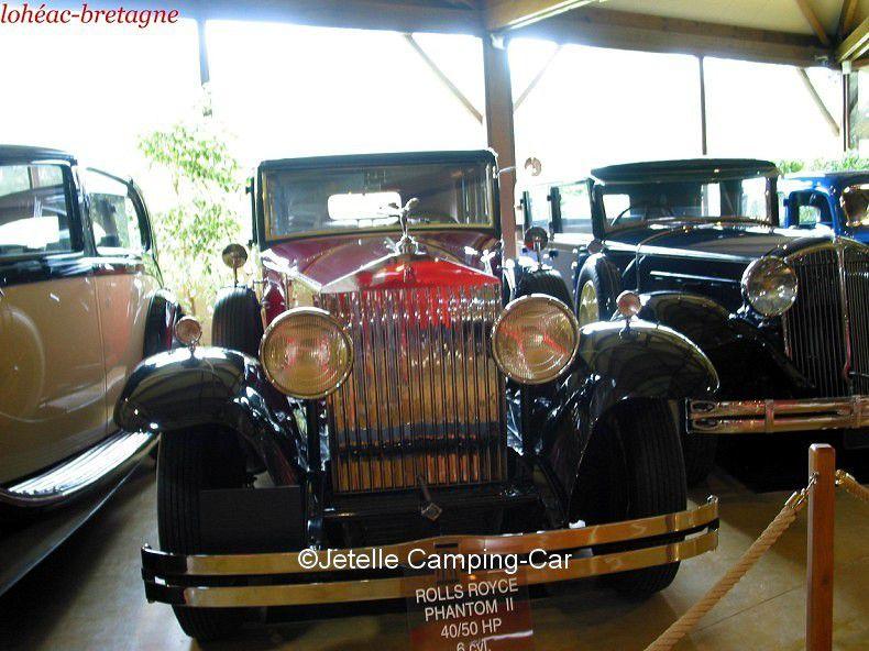 #Manoir Automobile et Vieux Métiers #Lohéac-3 (35)