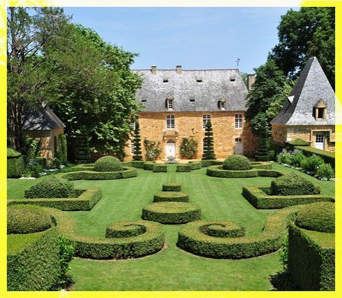 photo du site - Jardin D Eyrignac