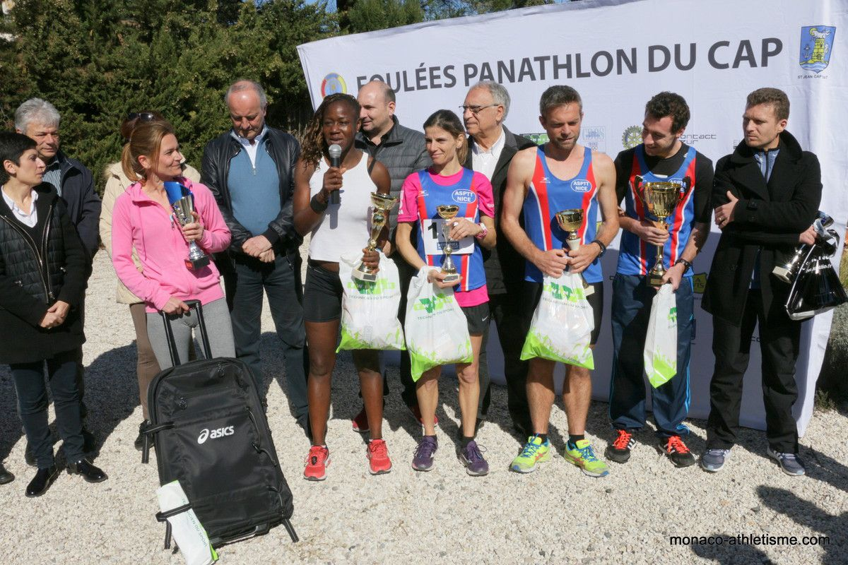 photos  podiums panathlon 2016 st jean cap ferrat