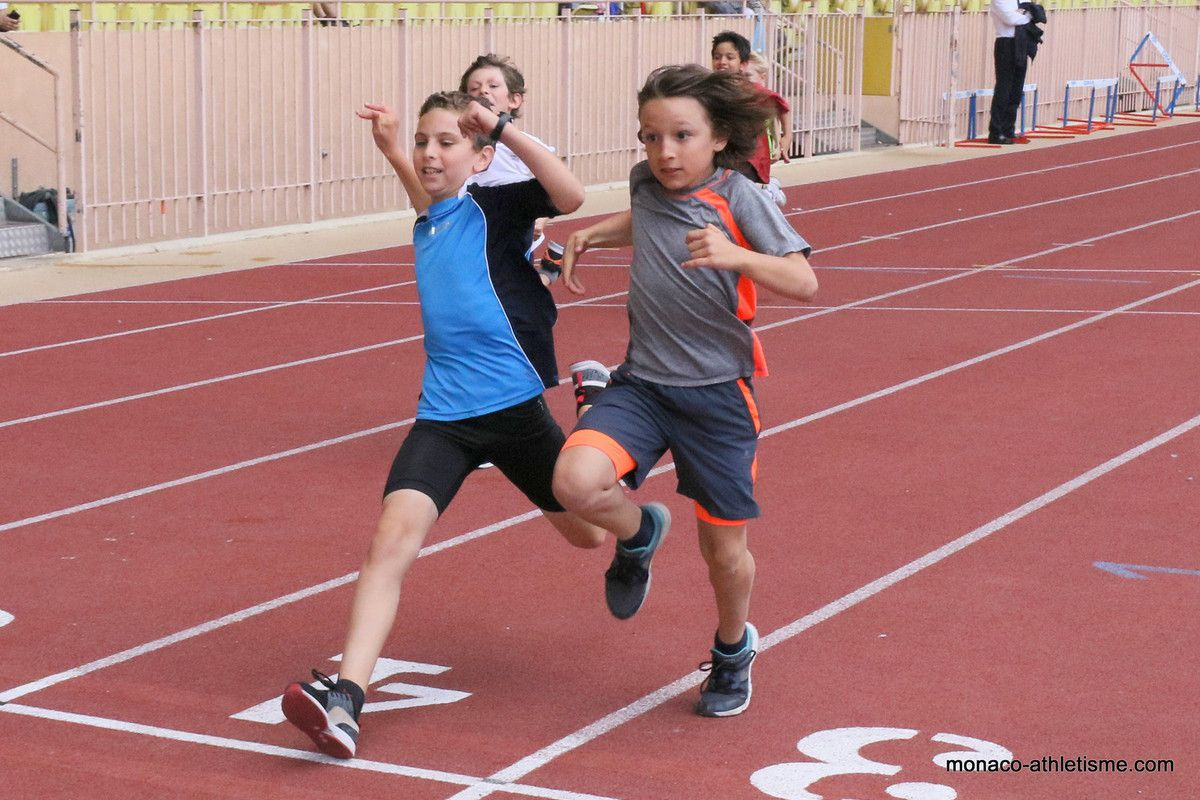 photos competition de l ecole d athlé monaco 8 juin 2016