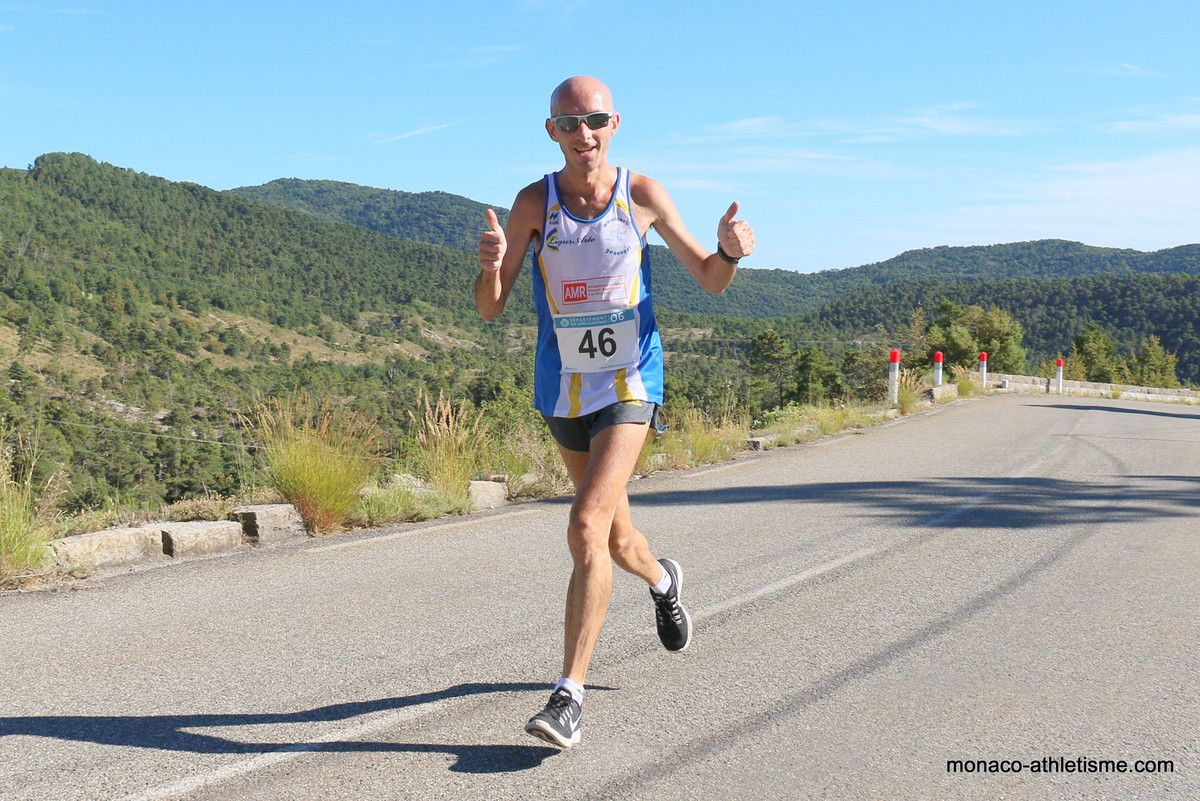 7eme ascension du col de braus 2016