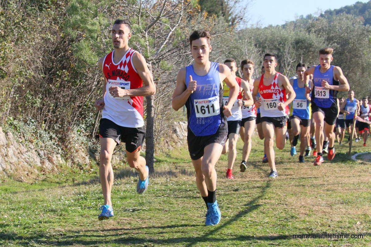 1652 PHOTOS  championnats departementaux de cross