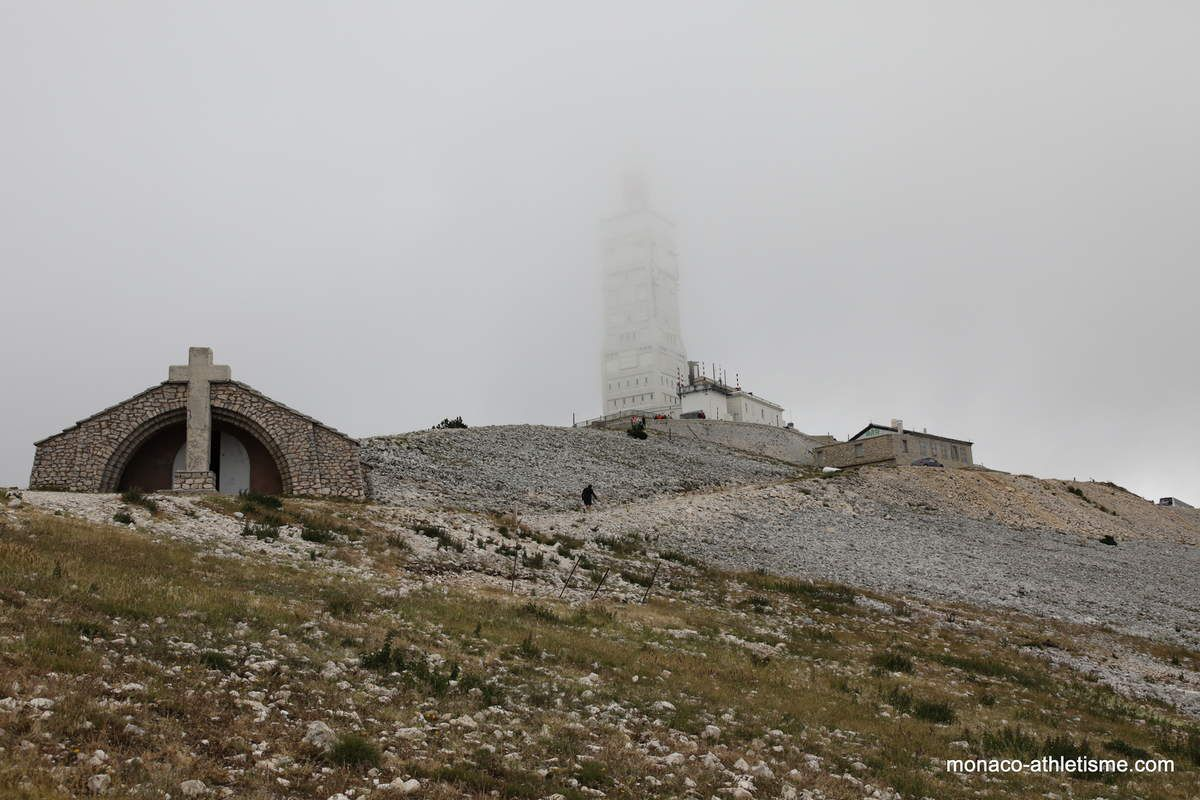 PHOTOS MONTEE DU VENTOUX 2017