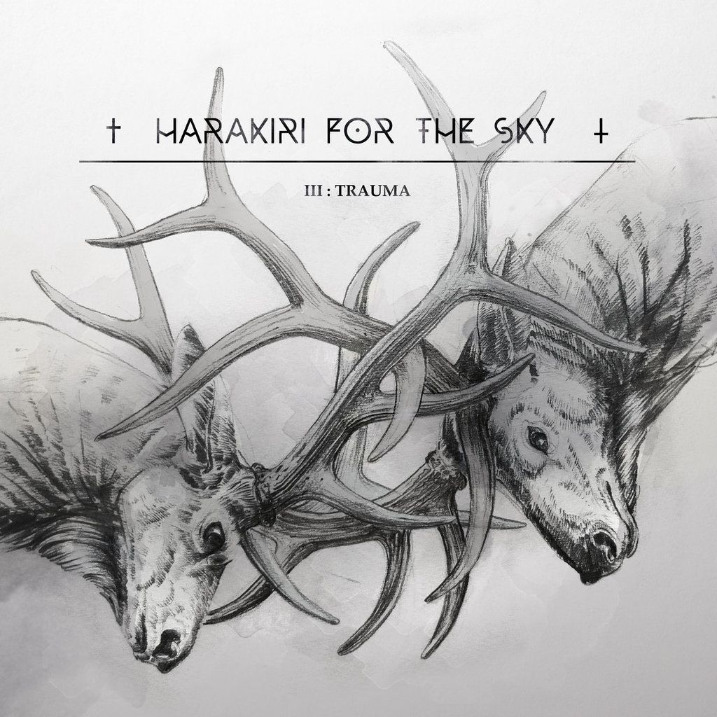 [RECENZIJA] Harakiri For The Sky - III: Trauma (2016)