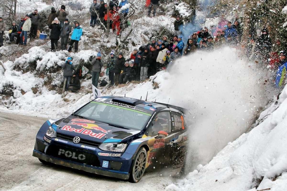 Les engagés au Rallye Monte Carlo 2016