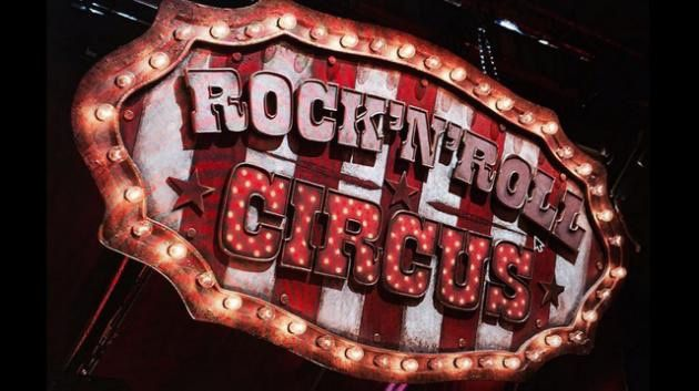 On note ... Rock'n'roll Circus
