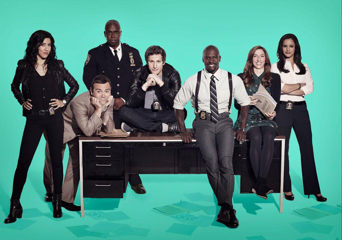 Renaud et les séries #4 : Brooklyn Nine-Nine