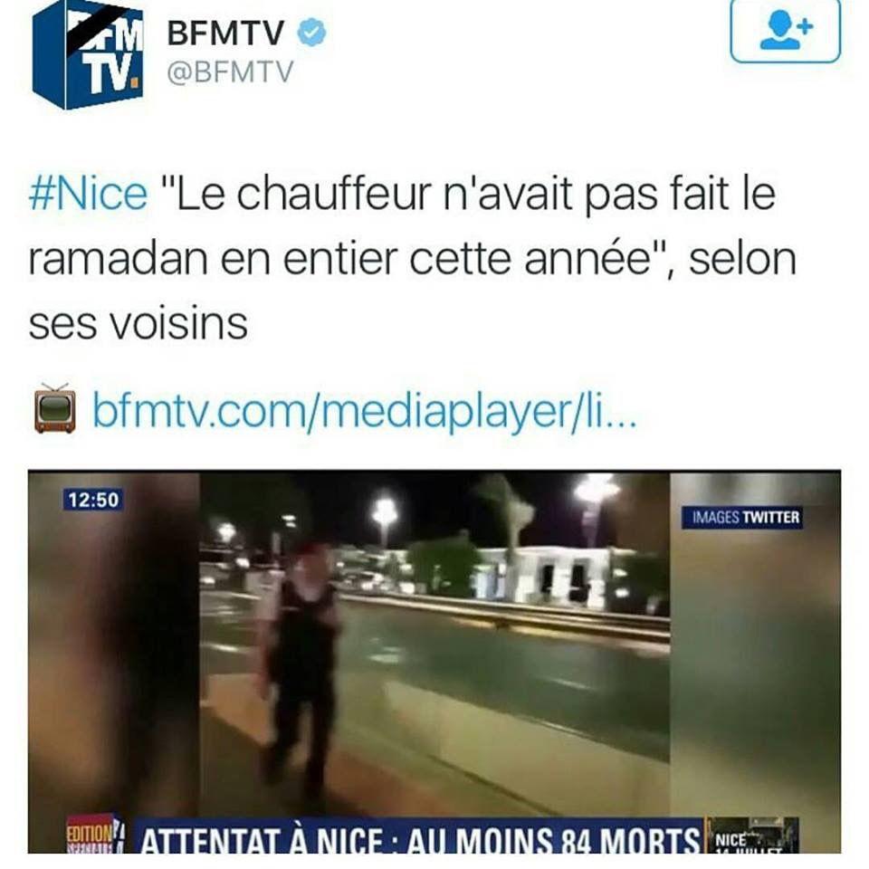 Nice: une gestion de l'événement par la télé particulièrement critiquée