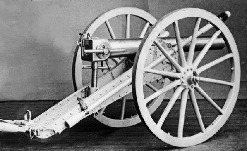 1515 : Les canons de Marignan