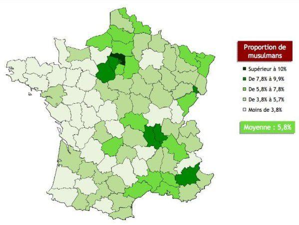 Primaire de la droite et du centre : Géopolitique du vote pour &quot&#x3B; Ali Juppé &quot&#x3B; .