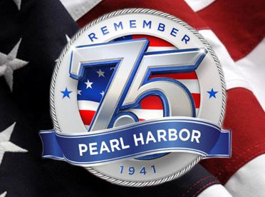 Pearl-Harbor : 75 ans !