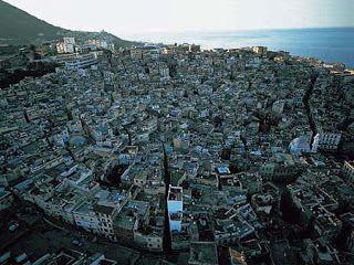 favela da Rocinha et Casbah