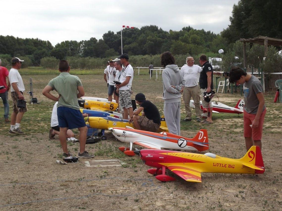 Quelques photos des 7 racers &#x3B;)