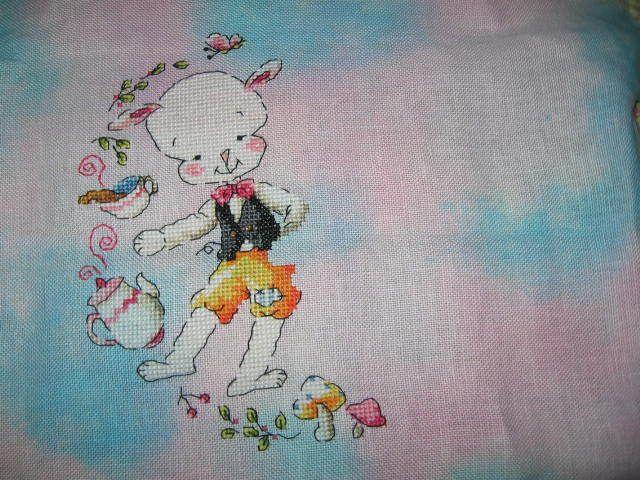 sal Alice et le lapin Blanc # Soda # 4 et 5