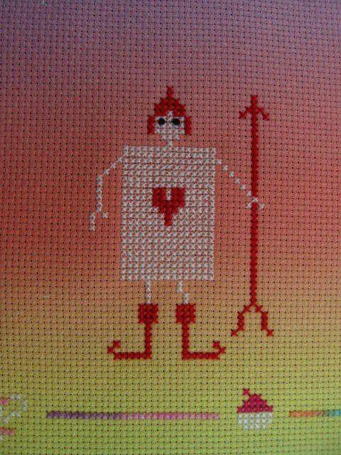 oups ! j'ai oublié 2 petits points rouges dans les angles de la carte ^^