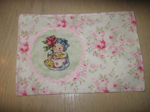 Tea cup Girls # Soda # tapis de tasse thé au citron